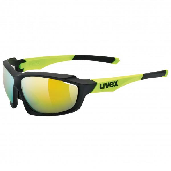 Uvex - Sportstyle 705 Clear S0+Litemirror S1+Mirror S3 grau/schwarz 35nzkP2