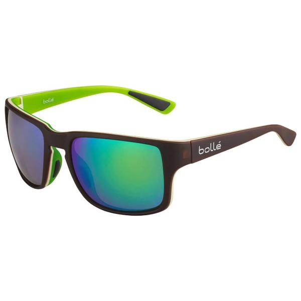 Bollé - Slate S3 (VLT 11%) - Sonnenbrille Gr M grün/grau