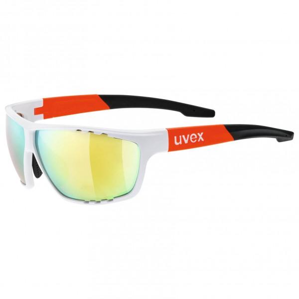 Uvex - Sportstyle 224 Colorvision Litemirror Outdoor S3 Gr One Size grau/weiß/braun 6dKLtxh