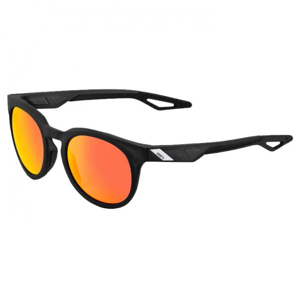 100% - Campo HiPER Lense S2 (VLT 21%) - Lunettes de soleil noir/orange