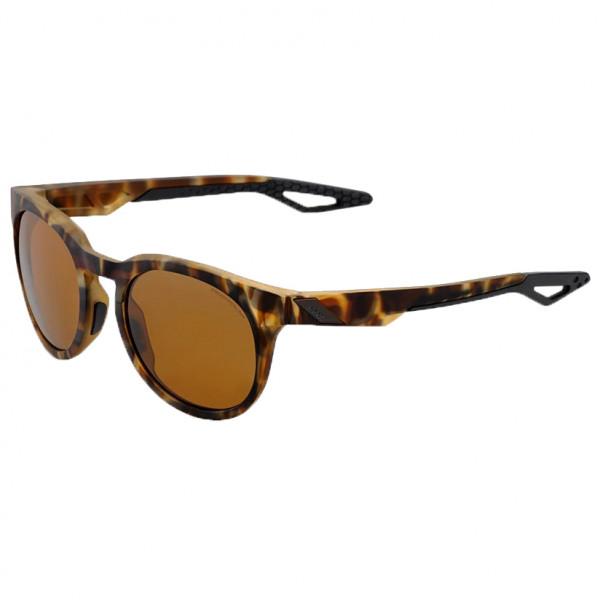 100% - Campo PeakPolar S3 (VLT 17%) - Lunettes de soleil brun/noir
