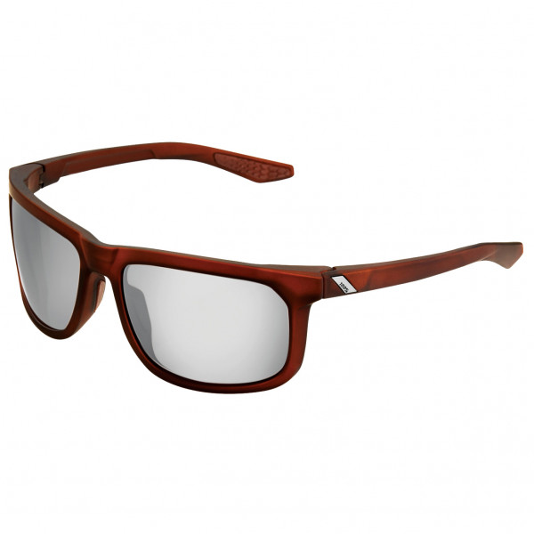 100% - Hakan HiPER Mirror S3 (VLT 14%) - Sunglasses grey/white