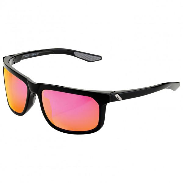 100% - Hakan Mirror S2 (VLT 24%) - Sunglasses white/black