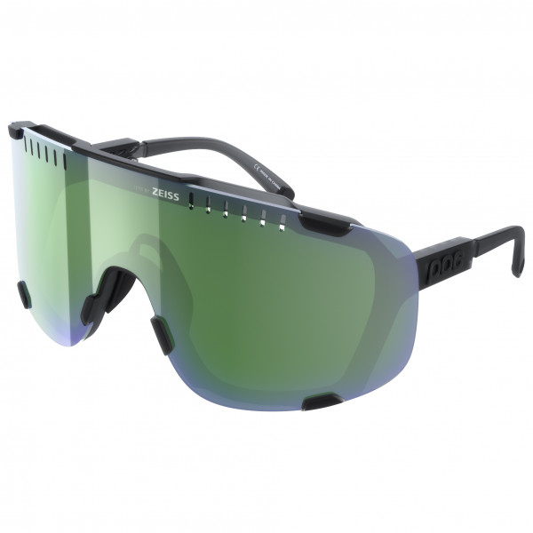 Poc - Devour Mirror Cat. 3 - Cycling Glasses Grey/green/olive