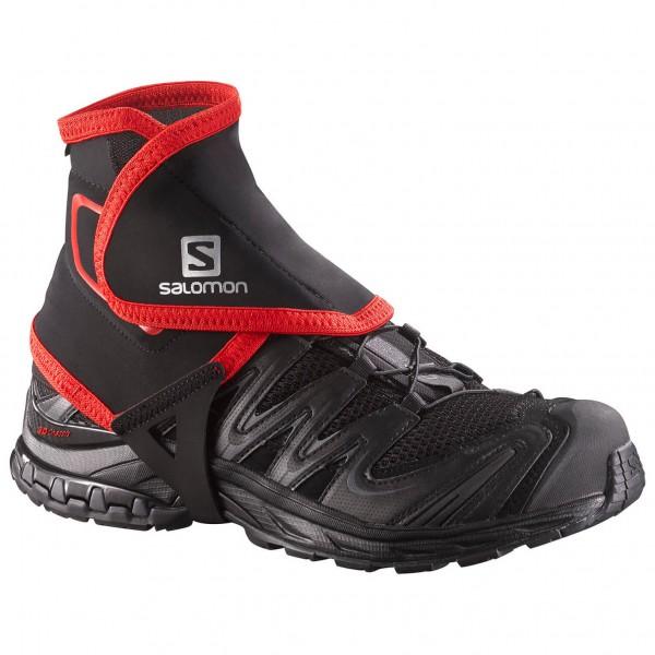 Salomon - Trail Gaiters High - Gamaschen L | EU 43-46,5 schwarz L38002100