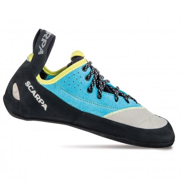 Scarpa - Women´s Velocity L Kletterschuhe Gr 37,5;39,5;40 schwarz/türkis/grau Sale Angebote Cottbus
