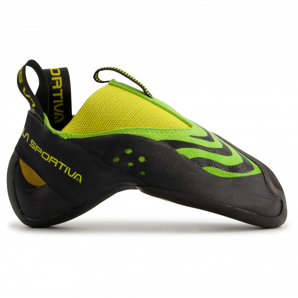 La Sportiva - Speedster - Climbing Shoes Size 40 5  Black