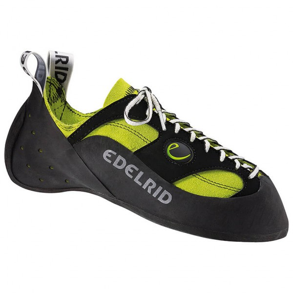 Edelrid Reptile II    Grün / Schwarz   EU 37.5   +EU 36.5 / UK 3.5 / US 4.5,EU 37 / UK 4 / US 5,EU 37.5 / UK 4.5 / US 5.5,EU 38 / UK 5 / US 6,EU 39.5 / UK 6 / US 7,EU 40 / UK 6.5 / US 7.5,EU 41 / UK 7 / US 8,EU 41.5 / UK 7.5 / US 8.5,EU 42 / UK 8 / US 9,E