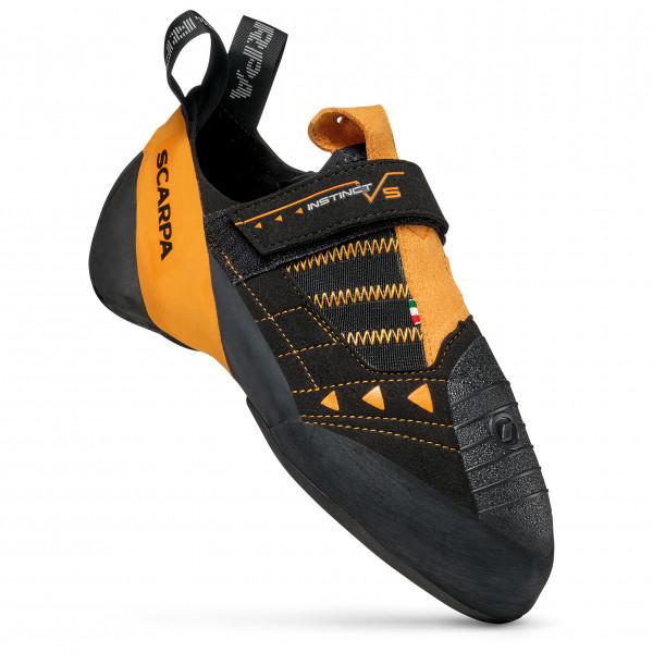 Scarpa - Instinct VS - Kletterschuhe Gr 39,5 schwarz