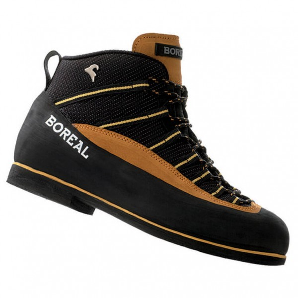 Boreal - Big Wall - Climbing Shoes Size 36  Black/brown