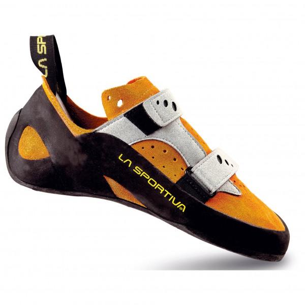 La Sportiva - Tarantula - Chaussons d'escalade taille 34, noir/gris