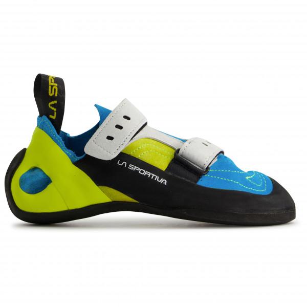 La Sportiva - Finale Vs - Climbing Shoes Size 35 5  Black/yellow