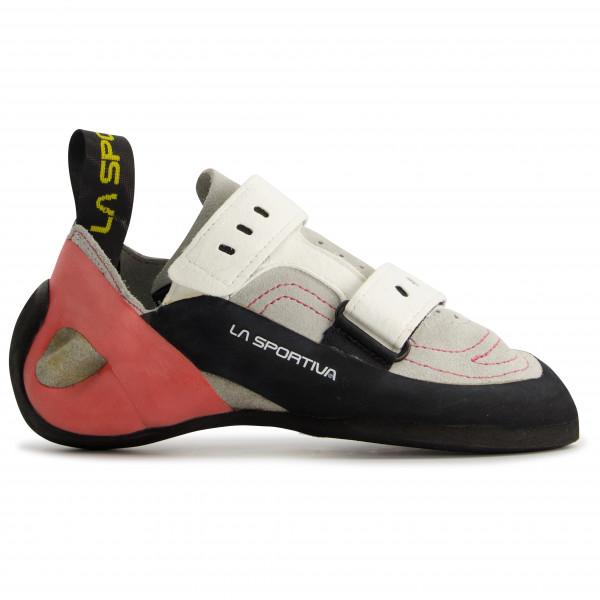La Sportiva - Womens Finale Vs - Climbing Shoes Size 34  Black/grey/red