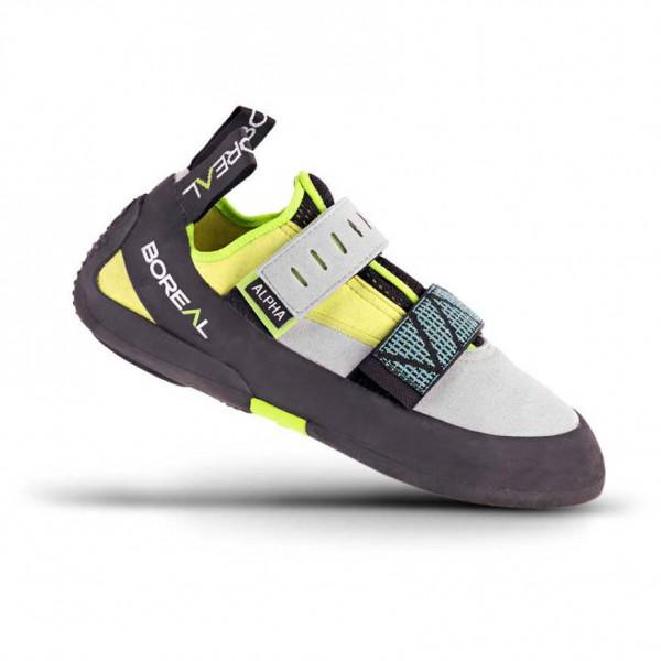 Boreal - Alpha - Climbing Shoes Size 11  Grey/black