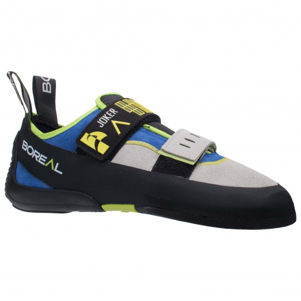 Boreal - Joker - Climbing Shoes Size 10 5  Black/grey