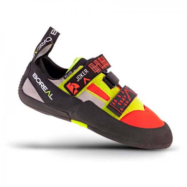 Boreal - Joker Plus - Climbing Shoes Size 8  Black/grey