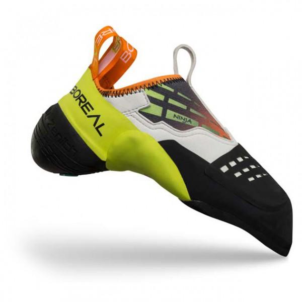 Boreal - Ninja - Climbing Shoes Size 8  Black/grey