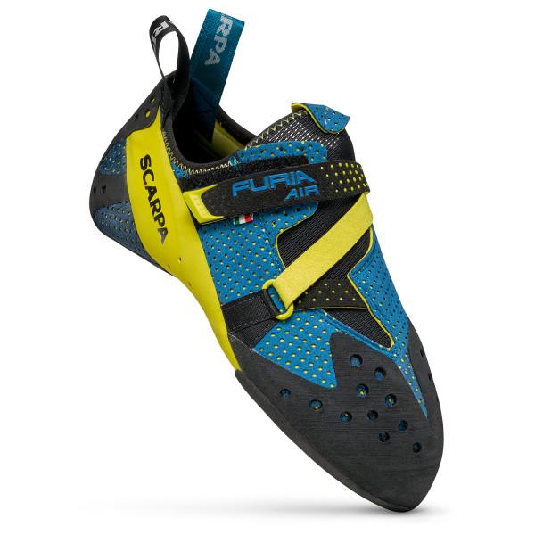Scarpa - Furia Air - Climbing Shoes Size 37  Black/yellow