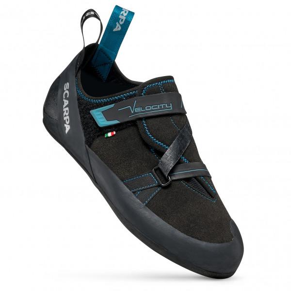 Scarpa - Velocity - Climbing Shoes Size 46  Black