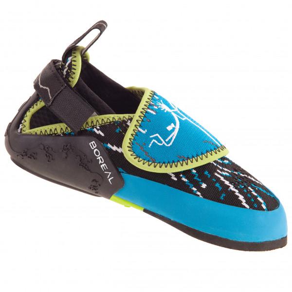 Boreal - Kids Ninja Junior - Climbing Shoes Size 28  Black/blue