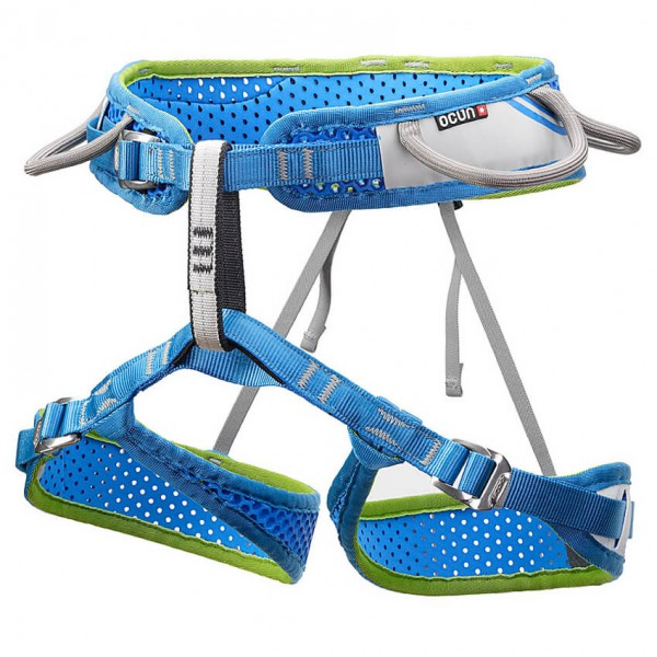 Ocun - Webee Move - Climbing Harness Size M-xl  Blue/grey