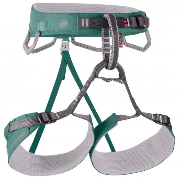 Mammut - Togir 3 Slide Women - Klettergurt Gr S grau 2110-01280