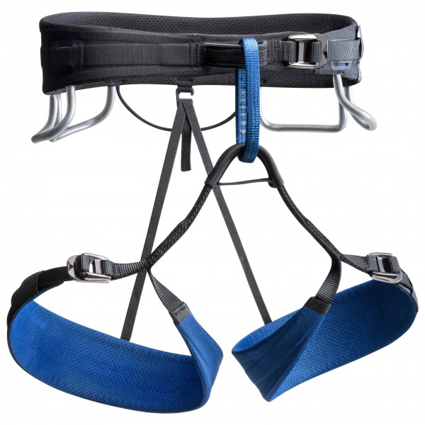 Black Diamond - Technician - Climbing Harness Size L  Blue/black/grey