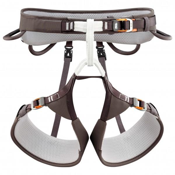 Petzl - Aquila - Climbing Harness Size M  Grey/black/brown