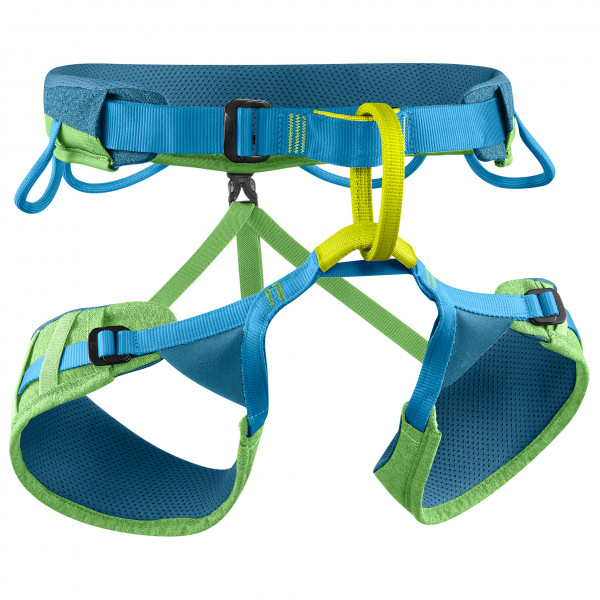 Edelrid - Jay - Climbing Harness Size M  Blue/green