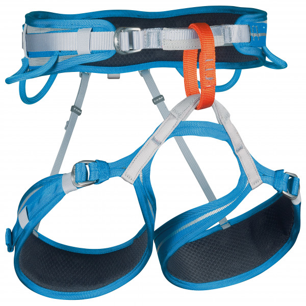 Camp - Impulse Cr - Climbing Harness Size L  Blue/black/grey
