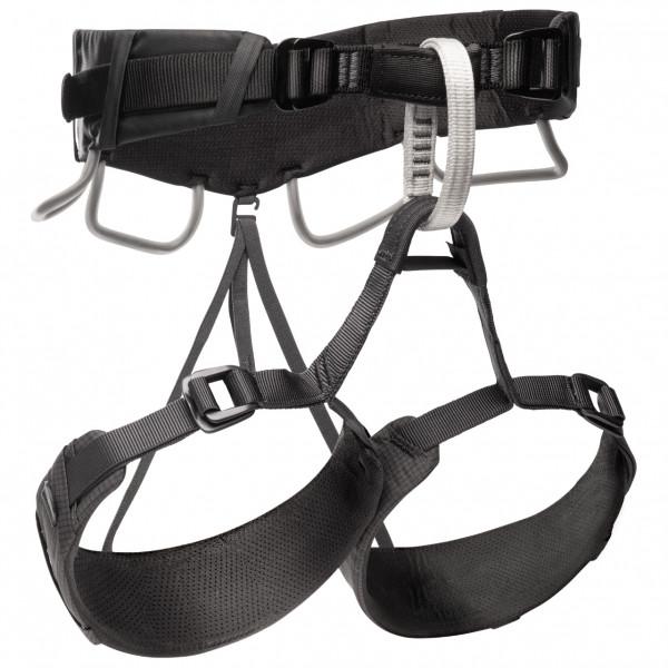 Black Diamond - Momentum 4s Harness - Climbing Harness Size Xs/m  Black/grey