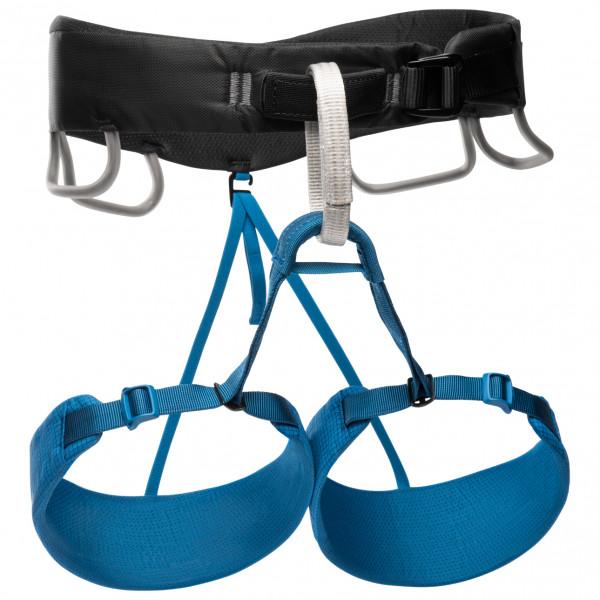 Black Diamond - Momentum Harness - Climbing Harness Size M  Blue/black