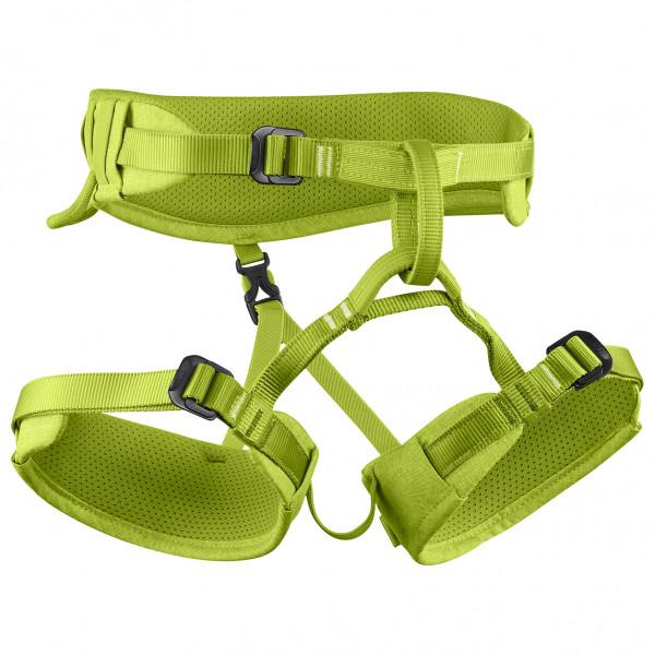 Edelrid - Kids Finn - Climbing Harness Size Xxs  Green/olive/yellow