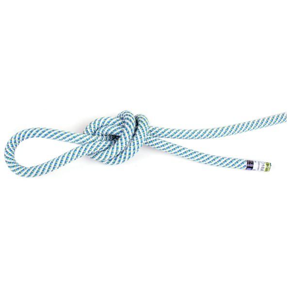 Edelrid - Daku 10.0 - Bergfreunde Edition Gr 40 m;50 m;60 m;70 m grau/weiß