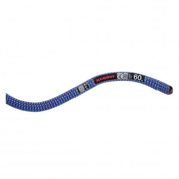 Mammut - 9.8 Eternity Dry - Einfachseil Gr 50 m blau/grau/weiß