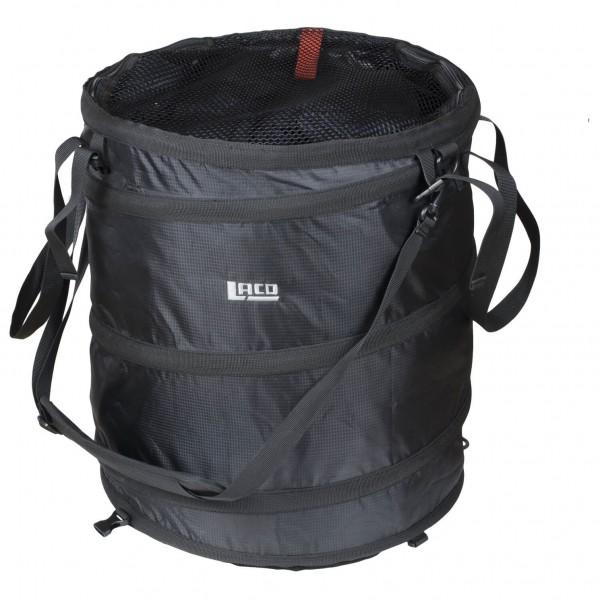 LACD - Rope Bucket Easy Spring 46x38 cm Seilsack schwarz jetztbilligerkaufen