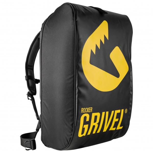 Grivel - Rocker 45 - Seilsack Gr 45 l schwarz ZAROCKER45B