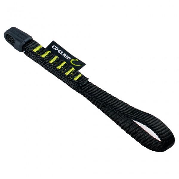 Edelrid - 12 mm Tech Web - Express-Schlinge Gr 10 cm;18 cm;25 cm schwarz;grün/gelb/schwarz;blau