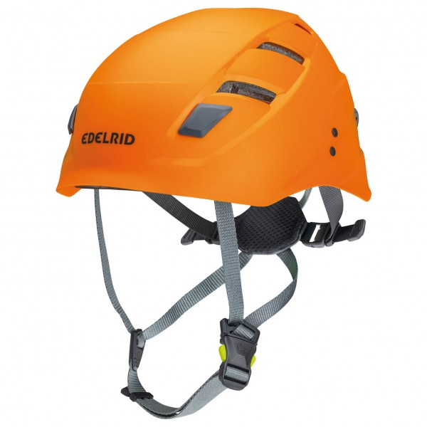 Image of Edelrid Zodiac Lite Kletterhelm orange/grau