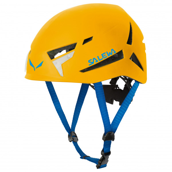 Image of Salewa Vega Kletterhelm Gr L/XL orange/blau
