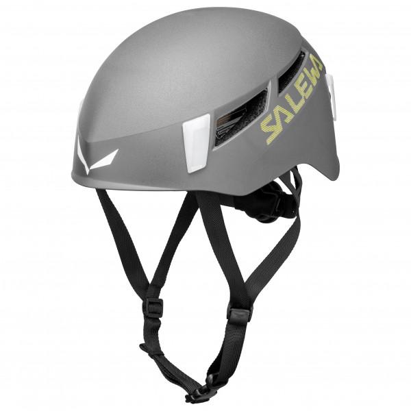 Image of Salewa Pura Helmet Kletterhelm Gr L/XL grau/schwarz