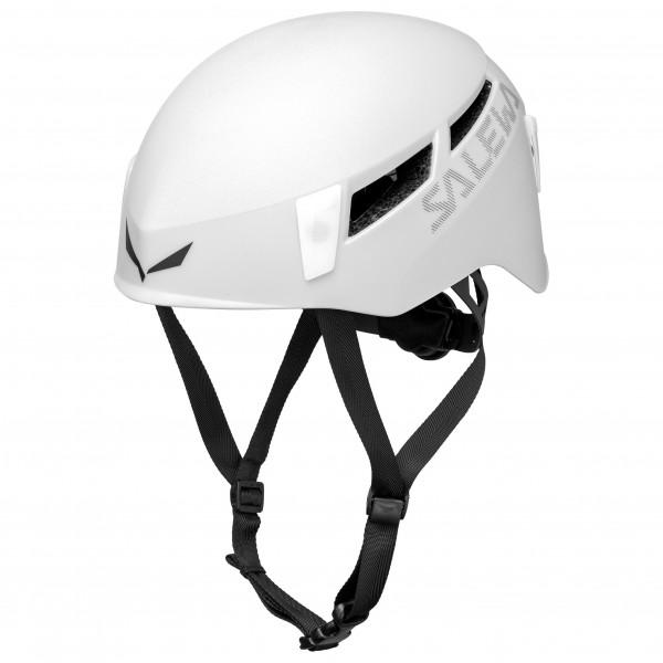 Salewa - Pura Helmet - Kletterhelm Gr S/M grau/weiß