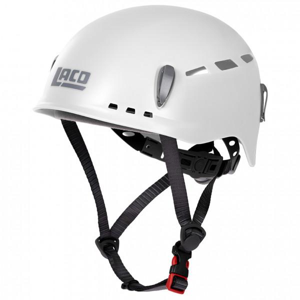 Image of LACD Protector 2.0 Kletterhelm Gr 53-61 cm blau;weiß/grau;weiß/grau/schwarz;rot;grün