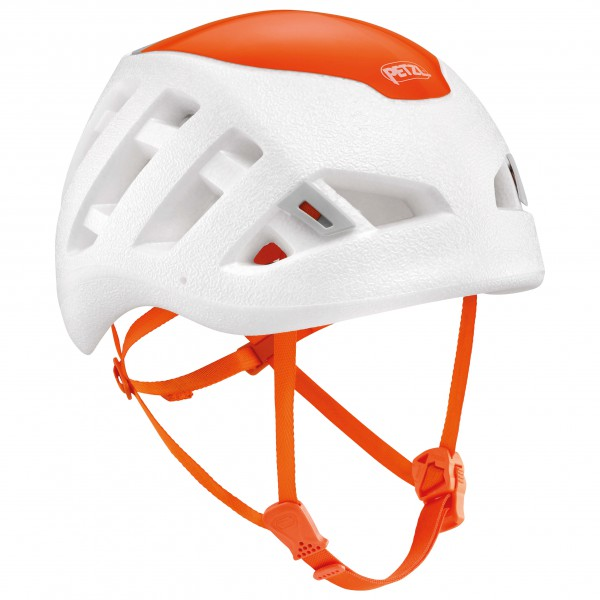 Image of Petzl Sirocco Helmet Kletterhelm Gr S/M weiß/grau