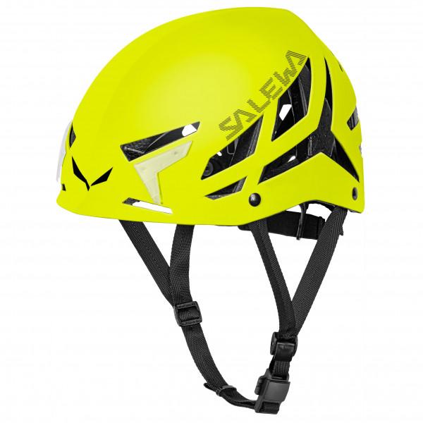 Salewa - Vayu 2.0 Helmet - Kletterhelm Gr L/XL gelb/schwarz