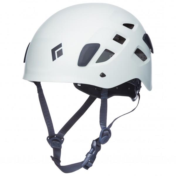 Image of Black Diamond Half Dome Helmet Kletterhelm Gr M/L grau/weiß/schwarz