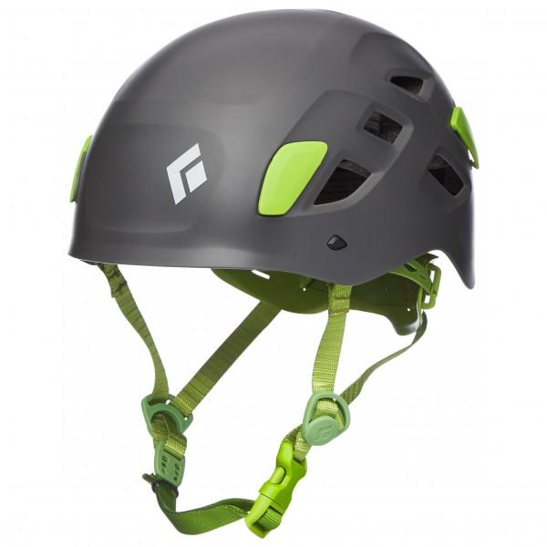 Black Diamond - Half Dome Helmet - Climbing Helmet Size M/l  Grey/black