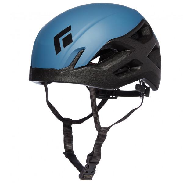 Black Diamond - Vision Helmet - Climbing Helmet Size M/l  Black/grey/turquoise
