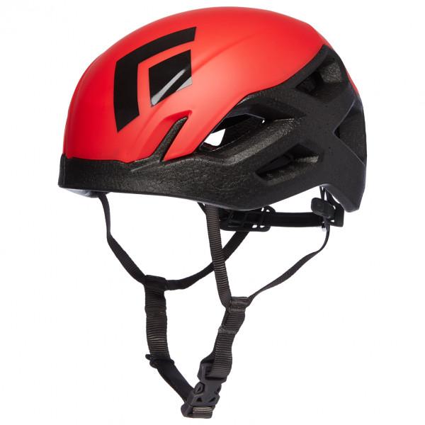Black Diamond - Vision Helmet - Climbing Helmet Size M/l  Black/red