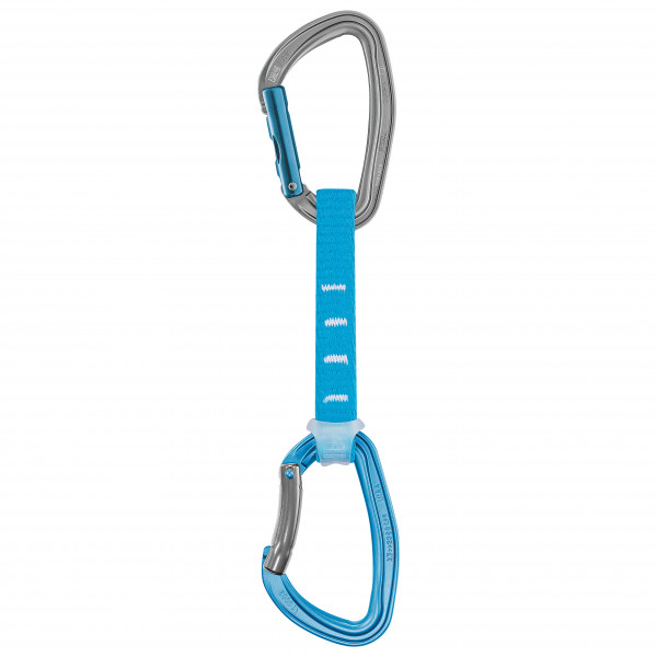 Petzl - Djinn Axess Quickdraw - Quickdraw Size 17 Cm  Blue/grey